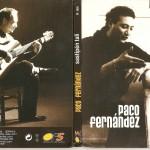 Colaboración en el disco Santipen Talí con Paco Fernandez