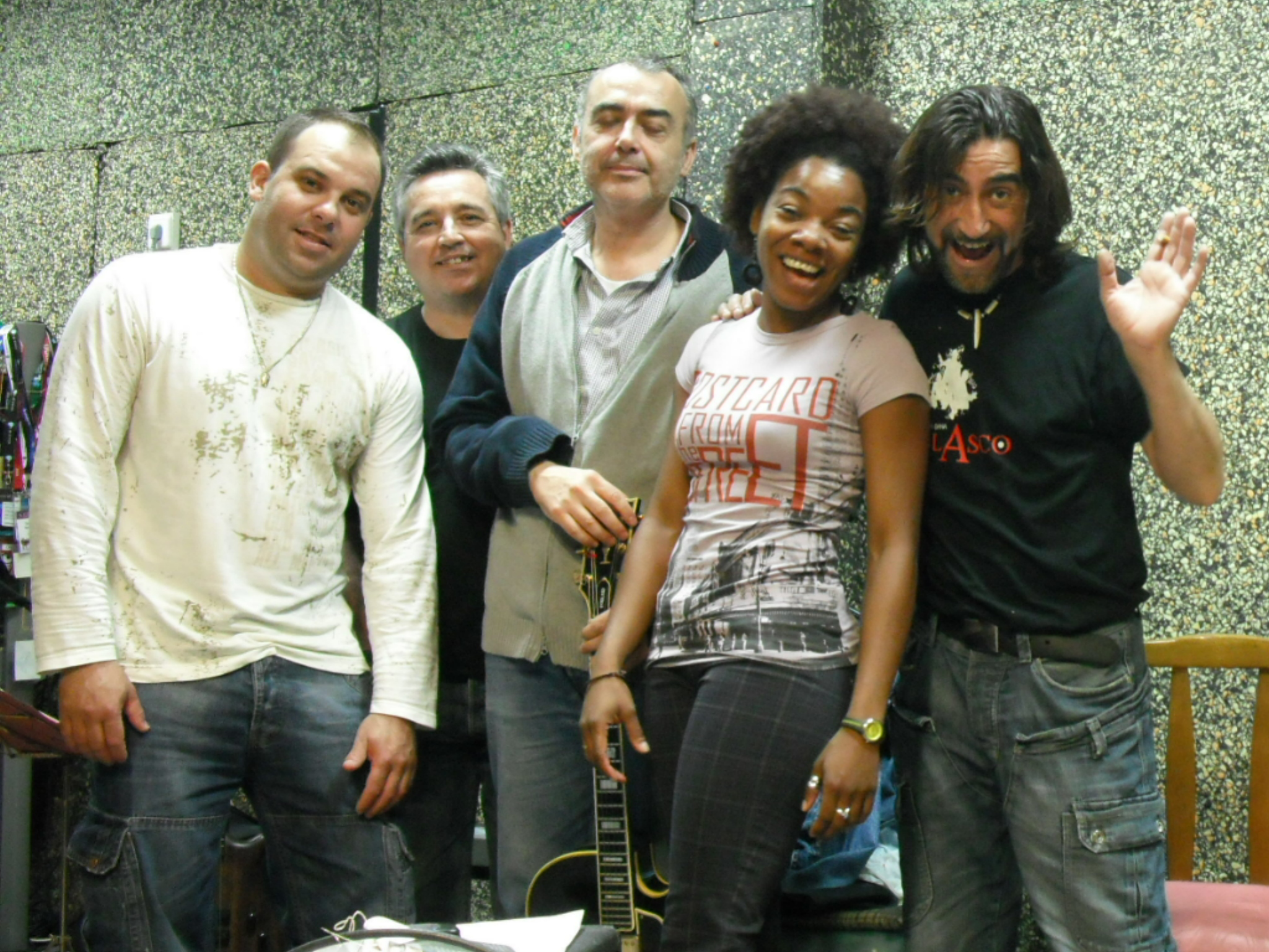 Ensayos Jungle Jazz Band