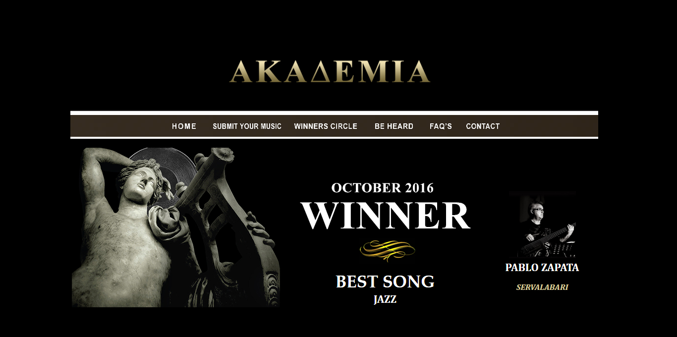 Winner-best-song-jazz-AKADEMIA